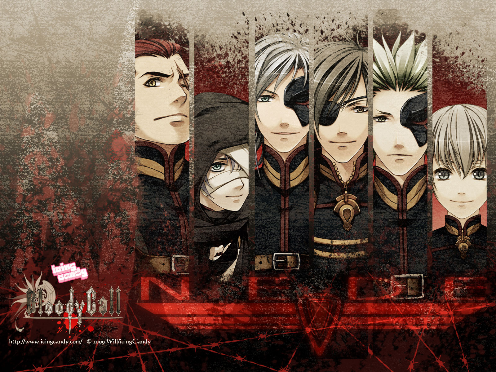 bloody call hmm well this was one of the few otome games that i ...